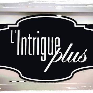 L'Intrigue Plus logo