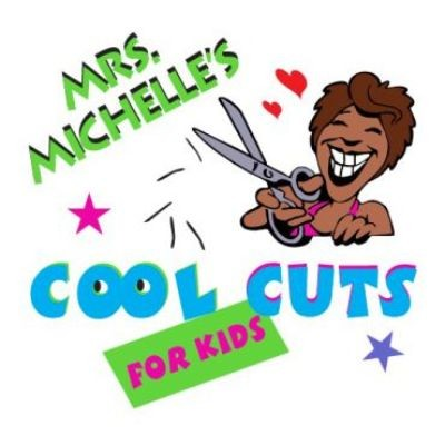 Mrs. Michelle Cool cuts For Kids logo