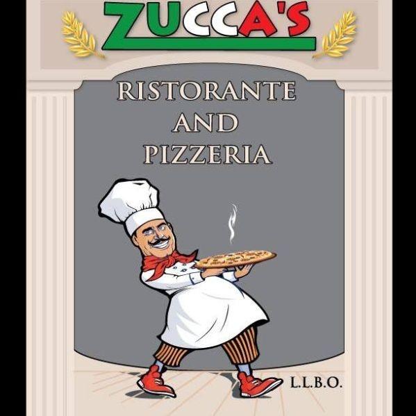 Zucca's ristorante and pizzeria logo
