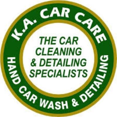 KA Car Care logo