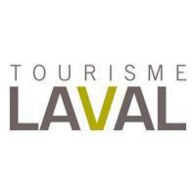 Tourisme Laval logo