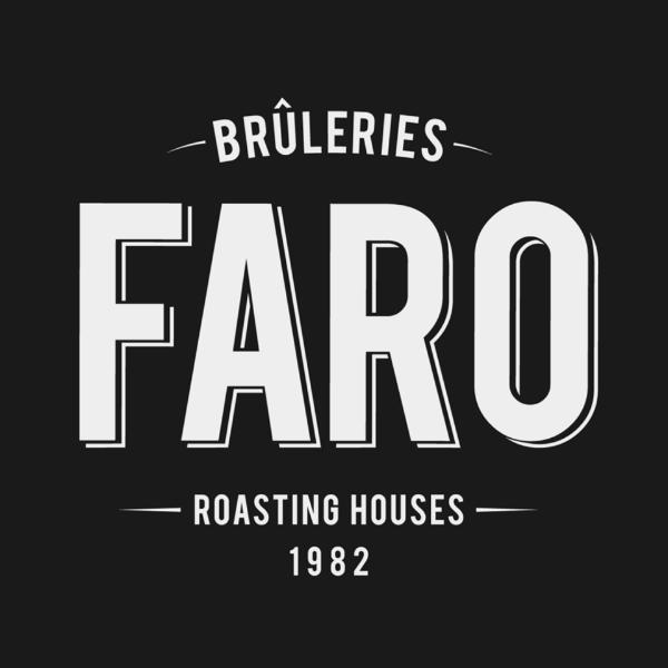 Brûlerie FARO logo