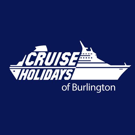 Cruise Holidays of Burlington logo