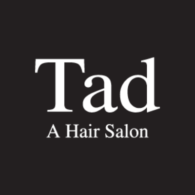 Tad Hair Salon logo