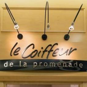 Salon Le Coiffeur de la Promenade logo