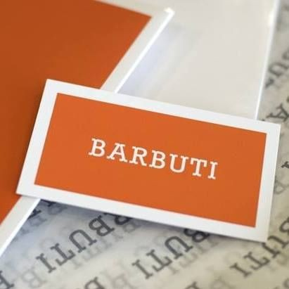 Barbuti Fine Men's Clothing logo