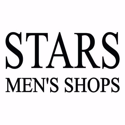 Stars Men's Shops logo