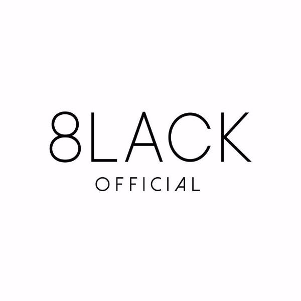 8LACK Official logo