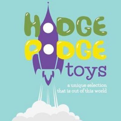 Hodge Podge Toys logo
