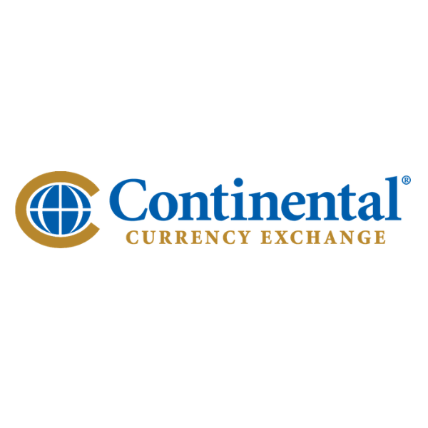 Branch Teller Continental Currency Exchange