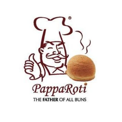 Pappa Roti logo