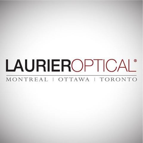 Laurier Optical Eye Clinic logo