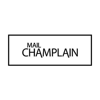 Mail Champlain logo