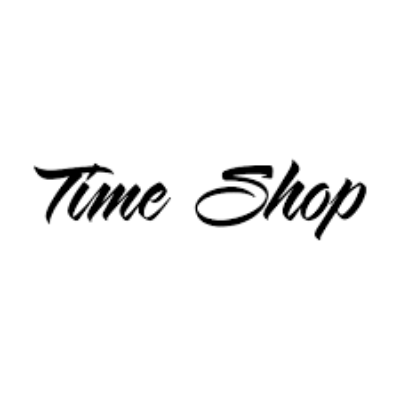 The Time Shop logo