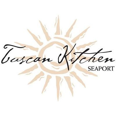 Tuscan Kitchen Seaport logo