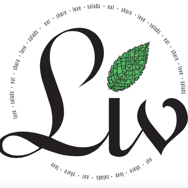 Liv Salades logo