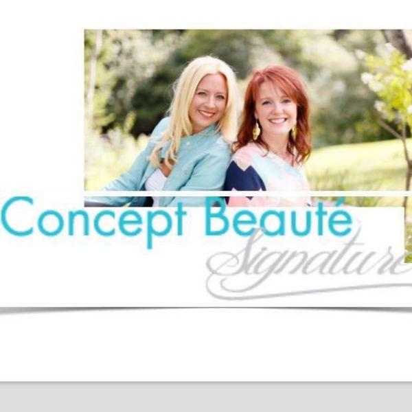 Concept Beauté Signature logo
