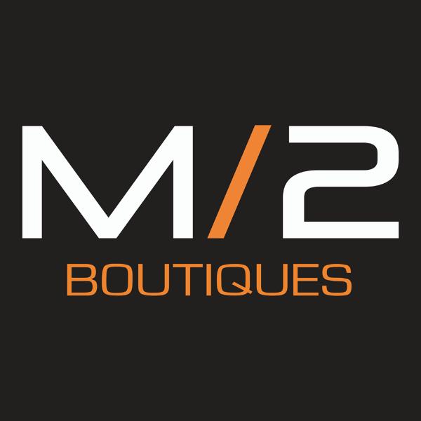 M/2 Boutiques logo
