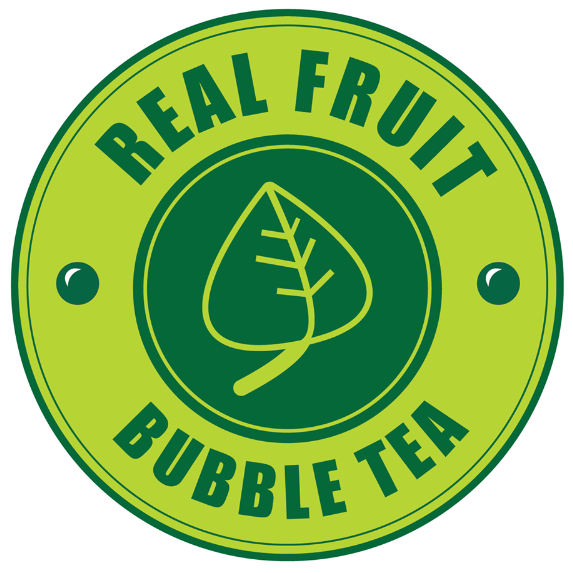 Real Fruit Bubble Tea logo